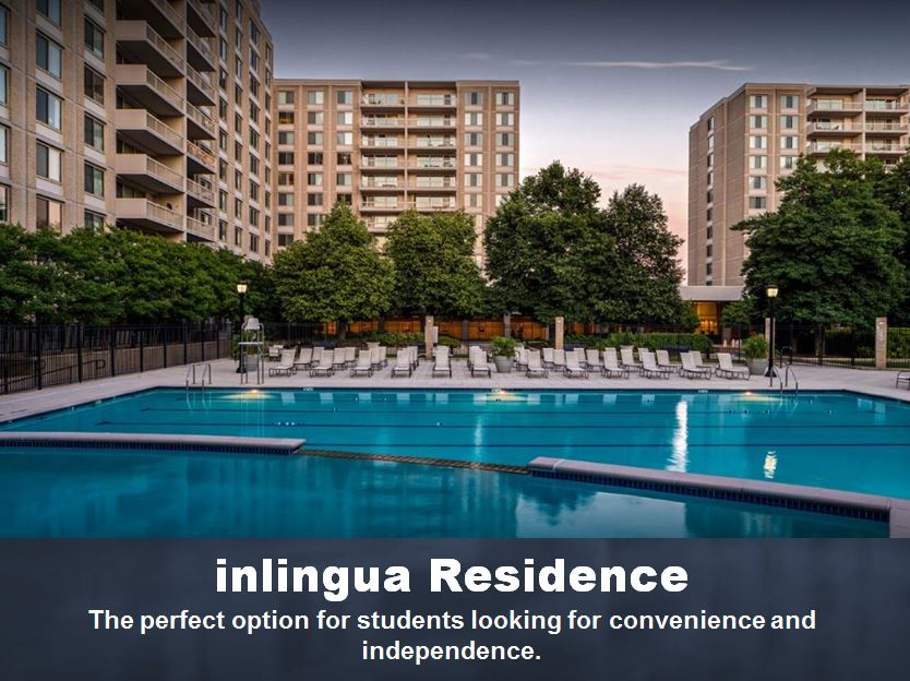 inlingua Residence - 12 minutes by metro from the school