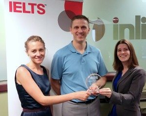 Our Language School in Washington DC is proudly the largest IELTS Test Center in the USA