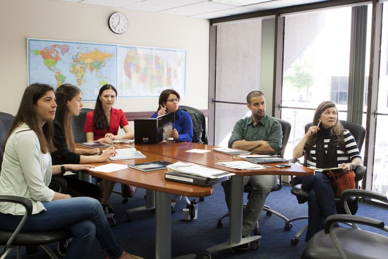 Prepare for University in the USA with English classes at our language school in Washington DC