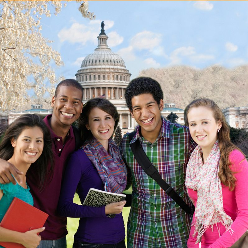 Study English in Washington DC at the best language school!