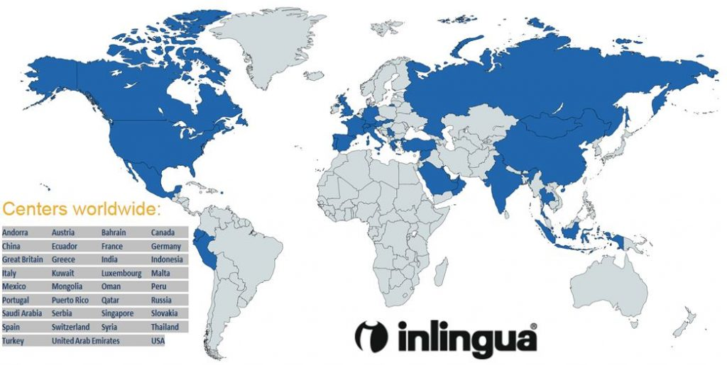 Inlingua Language Center Locations