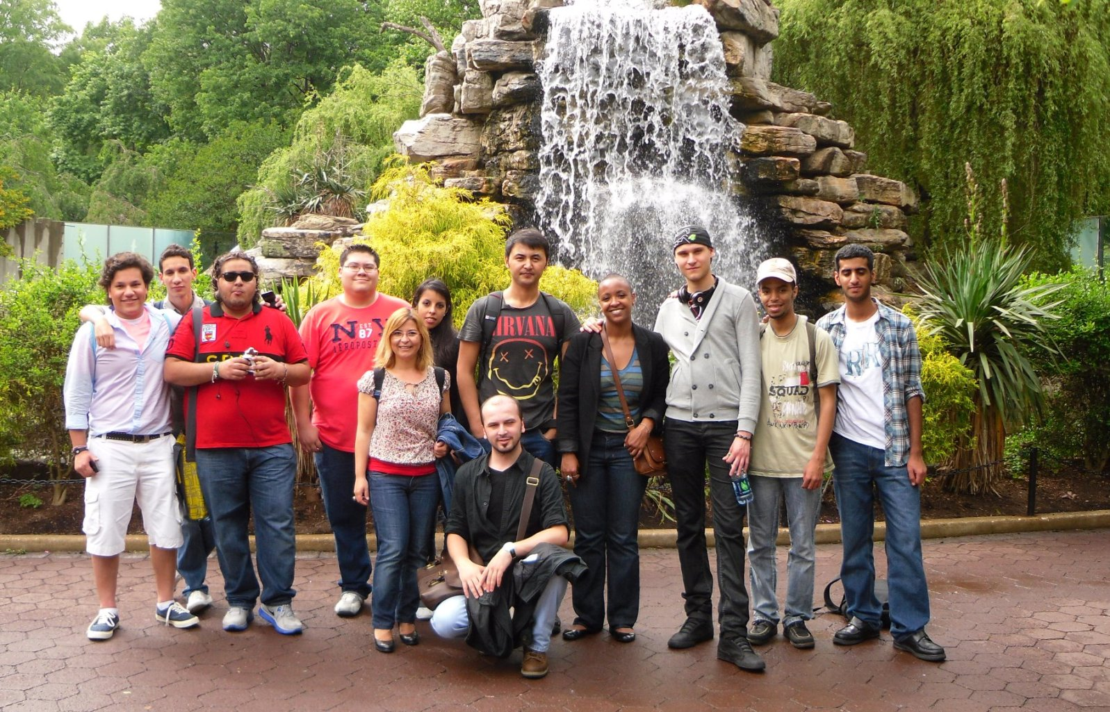 After English classes in Washington DC, visit the National Zoo
