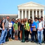After ESL classes in Washington DC, take a tour of the Supreme Court