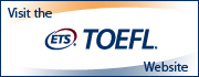 Register for the TOEFL Test online