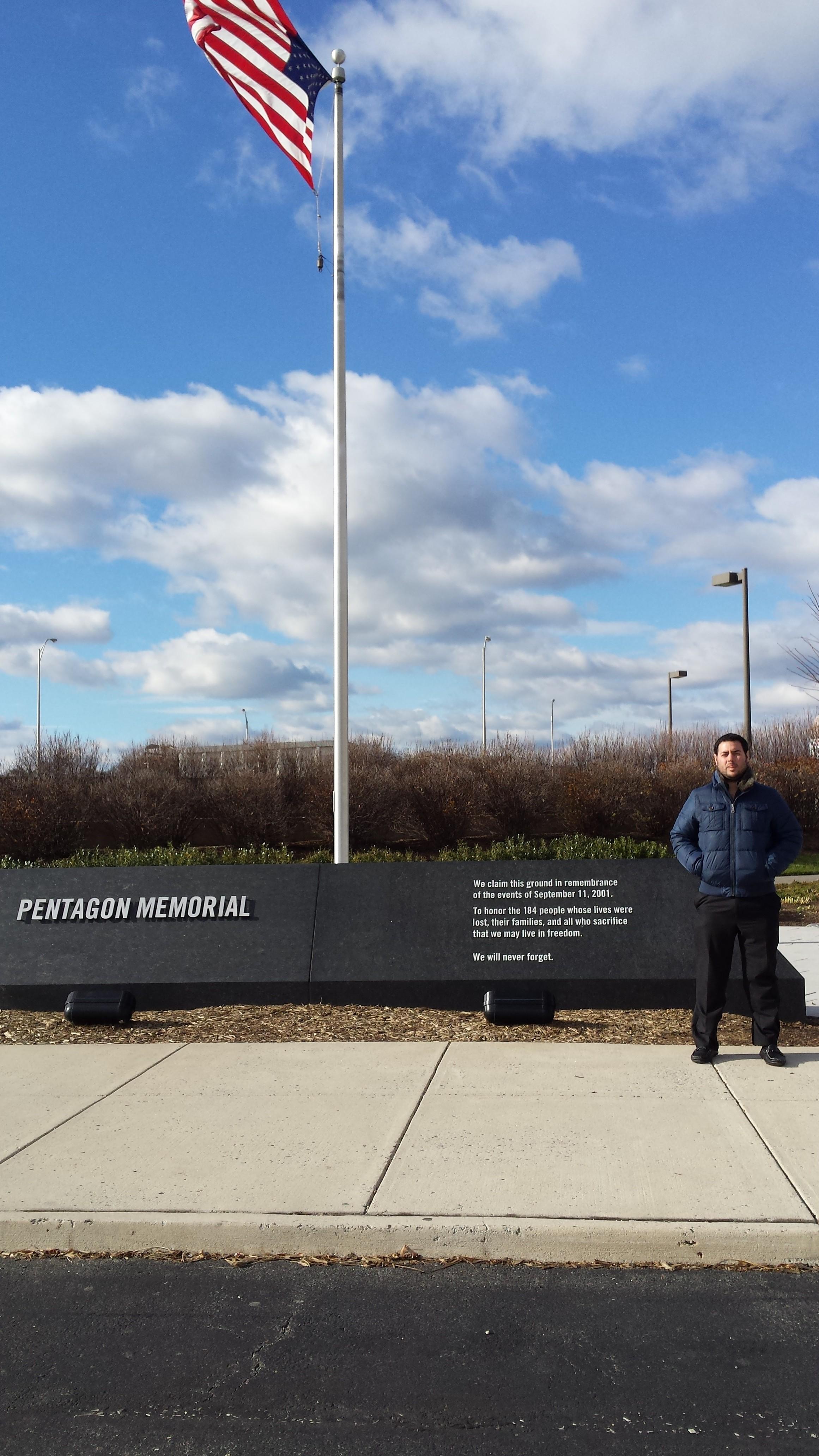 Visit Washington DC while studying English