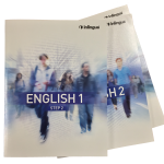 English course in Washington DC with our proprietary inlingua materials