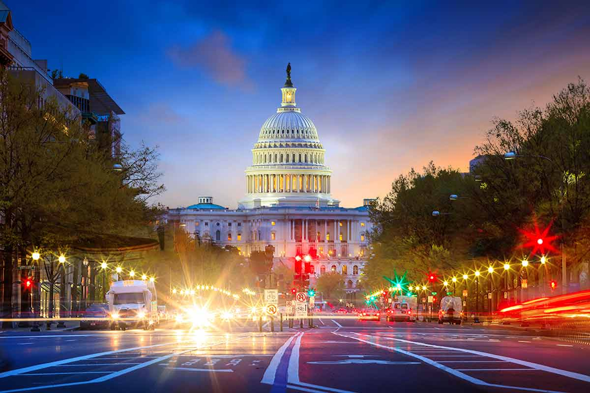 10 Things to do When Studying English in the US & Washington DC