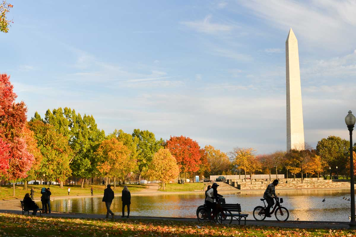 Top 10 Fall Activities in Washington DC for English Students - inlingua Washington DC