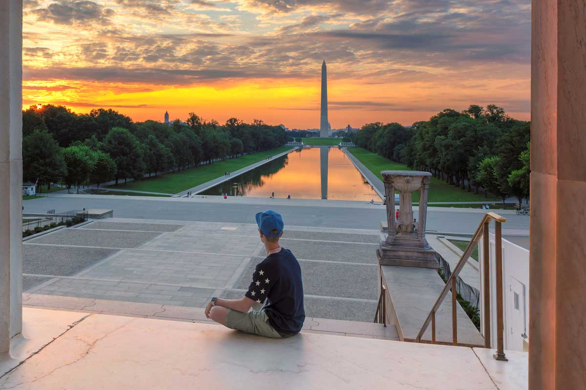 How to Survive Summer in Washington DC as a Student