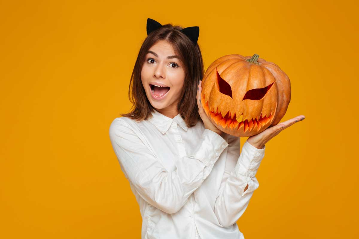 Ultimate Halloween Primer for English Language Learners